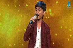 Shreyan Bhattacharya Sings Nagada Nagada Sa Re Ga Ma Pa Lil Champs 2017 - October 8, 2017   ZEETV