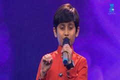 Shreyan Bhattacharya Sings O Rangrez Sa Re Ga Ma Pa Lil Champs 2017 - September 17, 2017   ZEETV