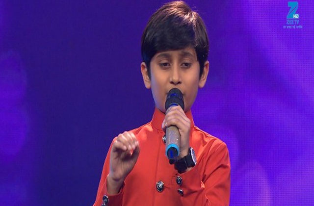 Shreyan Bhattacharya Sings O Rangrez Sa Re Ga Ma Pa Lil Champs 2017 - September 17, 2017 | ZEETV