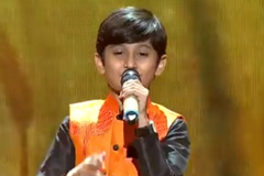 Shreyan & Master Of The Indian Bansuri Pandit Ronu Majumdar Mesmerizing Performance On Yad Lagla - Sa Re Ga Ma Pa Lil Champs 2017 - June 24,2017    ZEETV