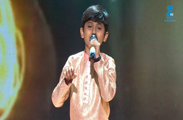 Shreyan Singing Channa Mereya - Sa Re Ga Ma Pa Lil Champs 2017 - June 17,2017 |ZEETV
