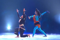 Shweta & Kruti Perform On Shiv Tandav | Dance India Dance 2017 – December 30 | ZEETV