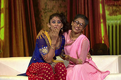 Shweta Sharda & Shweta Wariyar's Funny Performance | DID 2017 | Before Tv