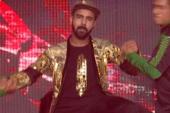 Shyam Yadav Rocks The Stage On Ud-Daa-Punjab | Zee Rishtey Awards 2017