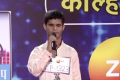 Siddharaj's Audition Video  Sa Re Ga Ma Pa   Before Tv