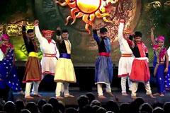 Siddharth Jadhav's Amazing Dance Performance - MAAI Awards