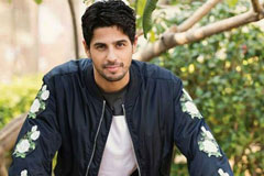 Siddharth Malhotra gets injured while shooting for 'Reloaded'
