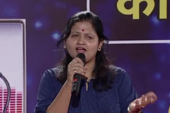 Siddhi's Audition Video  Sa Re Ga Ma Pa   Before Tv