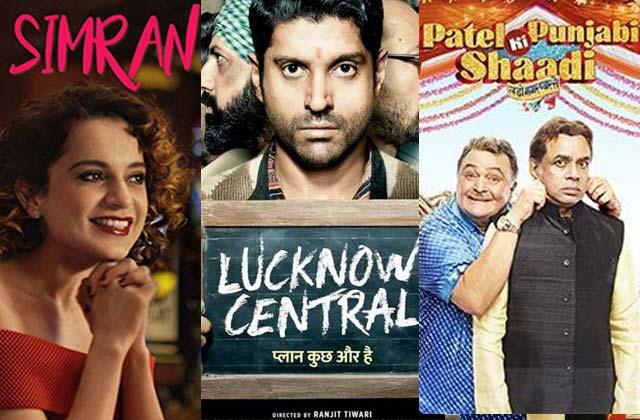 Simran, Lucknow Central & Patel Ki Punjabi Shaadi Movie Review