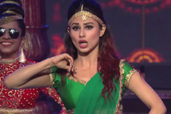 Sizzling TV divas perform on Kala Chashma | Zee Gold Awards 2017 | OZEE Exclusive