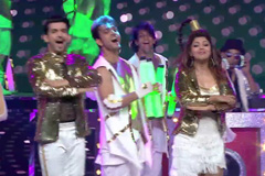 Sizzling TV stars perform on Tamma Tamma | Zee Gold Awards 2017 | OZEE Exclusive