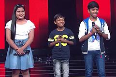 Sneha, Yuvraj & Rishabh Prakash Sings Bhare Naina Song The Voice India Kids Season 2 - December 10, 2017 | &(AndTv)