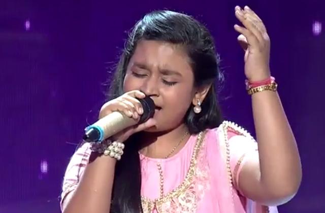 Sonakshi Kar Sing Allah Yeh Ada (Eid Special Performance) - Sa Re Ga Ma Pa Lil Champs 2017 - June 25,2017 |ZEETV