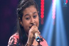 Sonakshi Kar Sings Chahun Main Ya Na Sa Re Ga Ma Pa Lil Champs 2017 - September 17, 2017   ZEETV