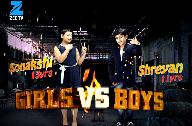Sonakshi Vs Shreyan | Girls Vs Boys | Promo | Sa Re Ga Ma Pa Li'l Champs | Sat-Sun, 9 PM