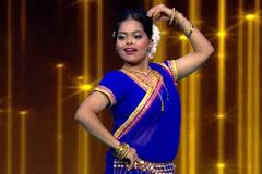 Sonal Vichare Perform Banno Tera Swagger Lavani Mix Dance India Dance 2017 - November 04, 2017   ZEETV