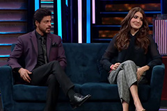 SRK and Anushka's Friendship Test - Yaaron Ki Baraat