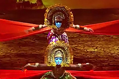 Sujan & Deepak Perform On Shiva Tandav Stotram | Dance India Dance 2017 – January 20 | ZEETV