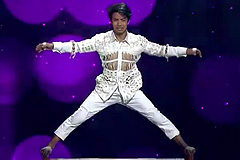 Sujan Performs On Teri Khair Mangdi | Dance India Dance 2017 – January 07 | ZEETV