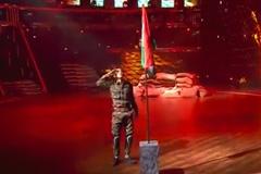 Sujan's Freestyle Hip Hop Dance Performance on Patriotic Song Vande Mataram Dance India Dance 2017 - December 3   ZEETV