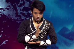 Sujan's freestyle hip-hop Style performance Dangal song | Dance India Dance 2017 – December 24 | ZEETV