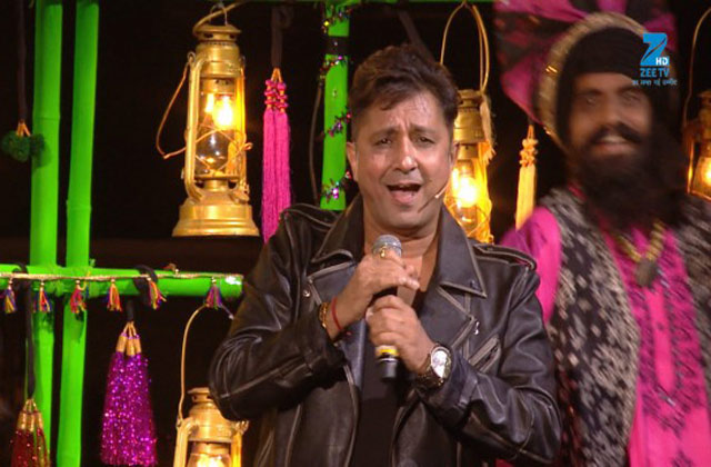 Sukhwinder Singh Performs on 'Ajj Mera Jee Karda' song - MMA 2017