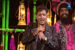 Sukhwinder Singh Performs on 'Ajj Mera Jee Karda' song - MMA 2017