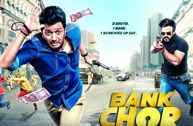 Bank chor: Movie Review