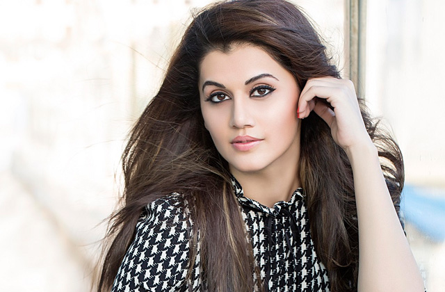 Taapsee Pannu's Fan Girl Moment