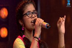 Tanya Tiwari - Performance - Episode 16 - April 23, 2017 - Sa Re Ga Ma Pa Lil Champs 2017