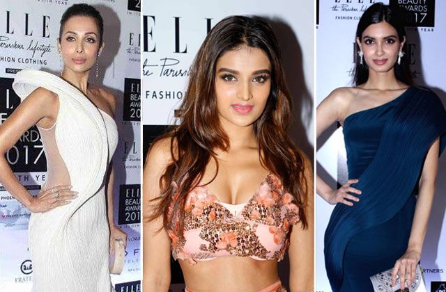 The fashion 'Ooh's and 'Boo's from the Elle Beauty Awards 2017
