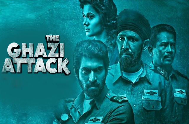 The Ghazi Attack - High On Ambition, Low On Execution