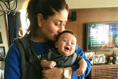 This Exclusive Pic Of Kareena With Son Taimur Is Breaking The Internet