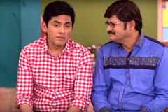 Tiwari Discusses His Client Problem With Vibhuti – Bhabiji Ghar Par Hain