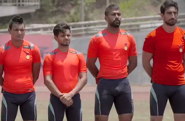 Triathlon Challenge on India's Asli Champion... Hai Dum! | Sat - Sun, 9 PM on &TV