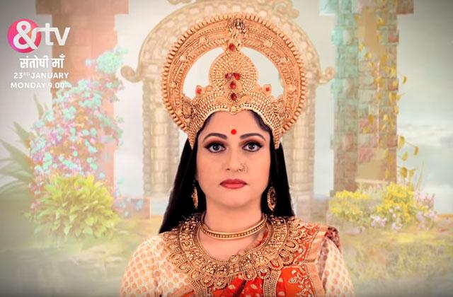 Trishna Aur Kamini Layenge Santoshi Ke Liye Nayi Musibat   Promo   Santoshi Maa   Mon-Fri, 9 PM