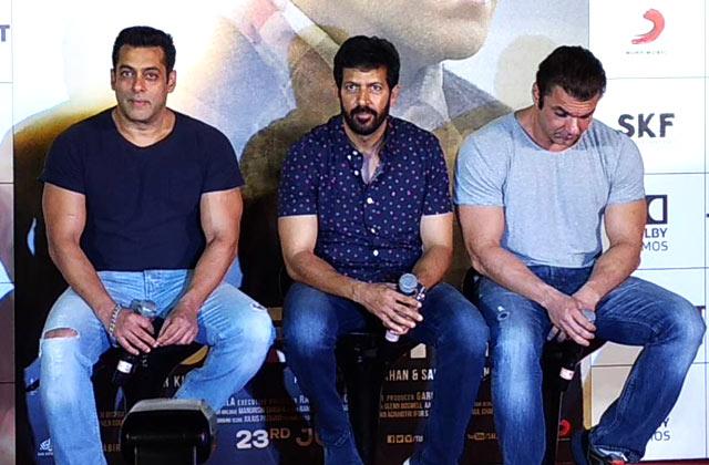 Tubelight Trailer Launch: Salman Khan Misses Late Om Puri