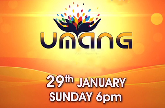 Umang - 29th January, Sunday at 6.00 PM Only On Zee Tv