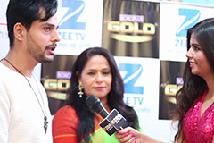 Vansh Maheshwari, Sanyogita Bhave, Shardul Pandit's fun chat | Zee Gold Awards 2017 |OZEE Exclusive