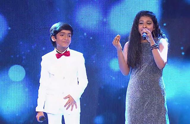 Varanyam & Arunita's Mindblowing Duet - Timeless Asha |ZEECLASSIC