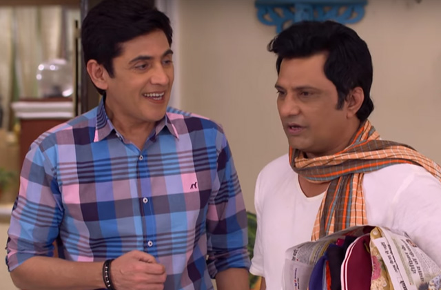 Vibhuti & Tiwari Compete Over Flaunting 'Tehzeeb' - BJGPH
