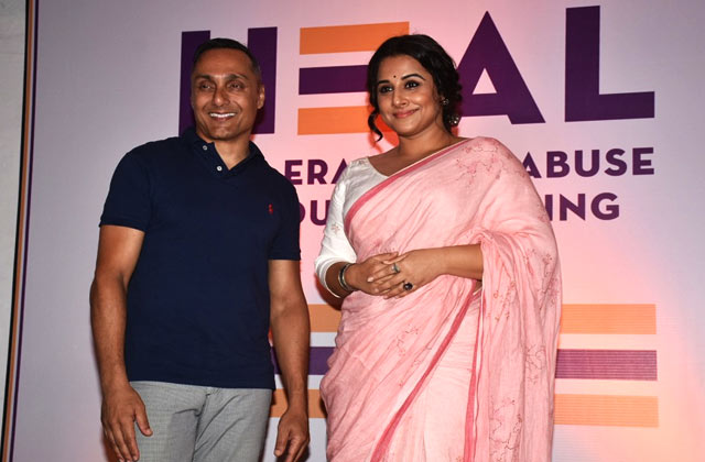 Vidya Balan Finds 'Nepotism Controversy' Boring
