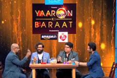 Vishal - Shekhar Have Fun With Sajid - Riteish On Yaaron Ki Baraat | Sun, 23rd Oct | 8pm