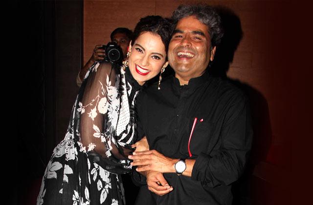 Vishal Bhardwaj Supports Kangana Ranaut