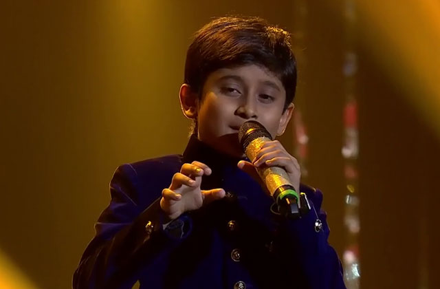 Vishanav & Shreyan Sing Chaiyya Chaiyya Sa Re Ga Ma Pa Lil Champs 2017 - October 14, 2017 | ZEETV
