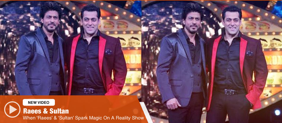 When 'Raees' & 'Sultan' Spark Magic On A Reality Show