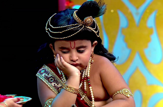 Why Is Krishnaji Upset On Diwali?