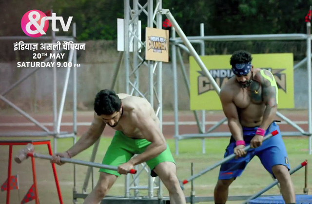 Wild Card Entry On India's Asli Champion… Hai Dum! | Promo | Sat – Sun, 9 PM only on &TV