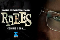 World Television Premiere - Raees | Coming Soon!