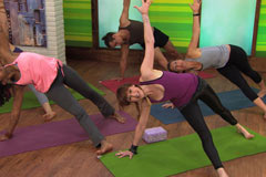 Yoga Asanas To Release The Tension At The Hips